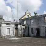 inside Fort George