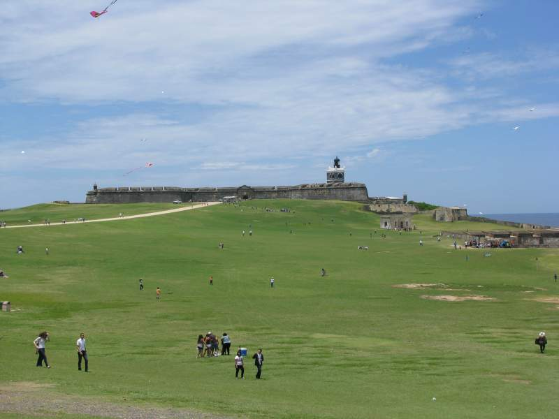 El Morrow Castle