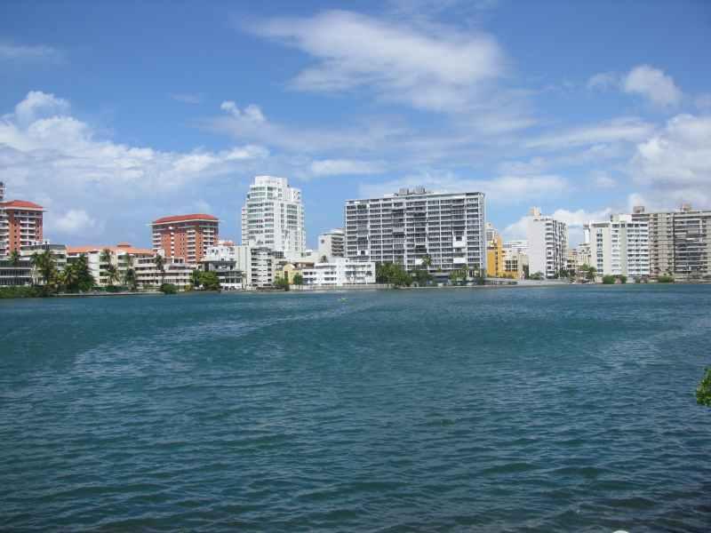 view of Laguna del Condado