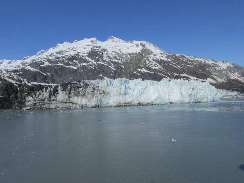 Marjorie Glacier in the distance