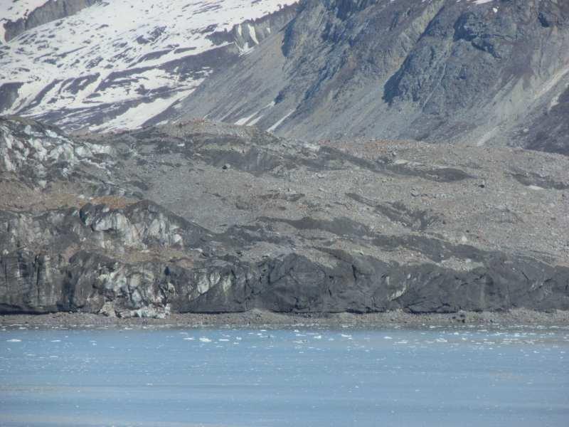 Grand Pacific Glacier - It has really receded since 2008